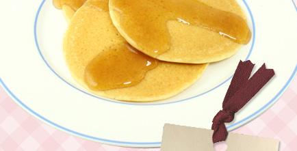 低糖質パンケーキの気になる糖質量は?
