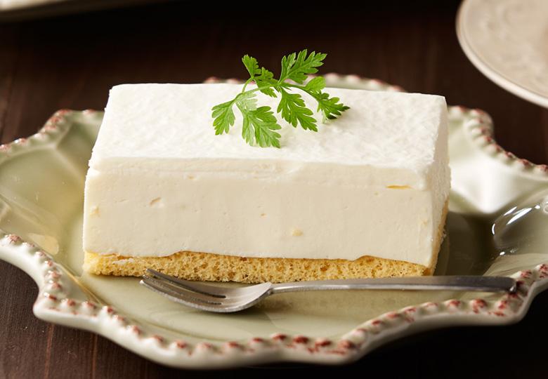 低糖質 レアチーズケーキとは