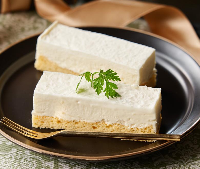 低糖質 レアチーズケーキ