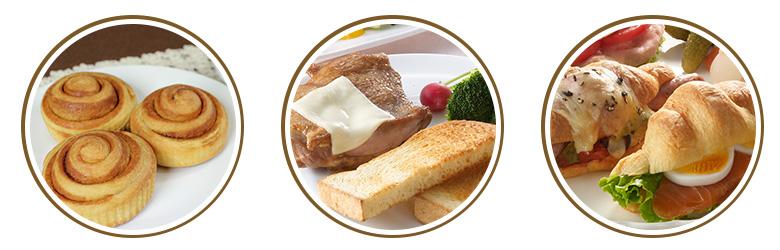 低糖質パンイメージ