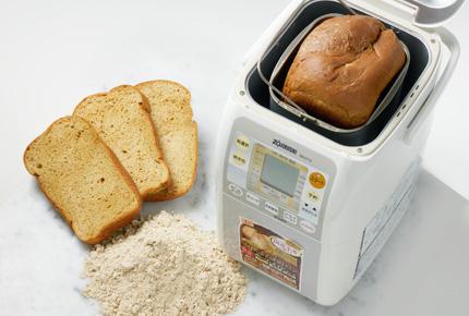 焼きたてのふすまパンをご家庭で楽しめる!