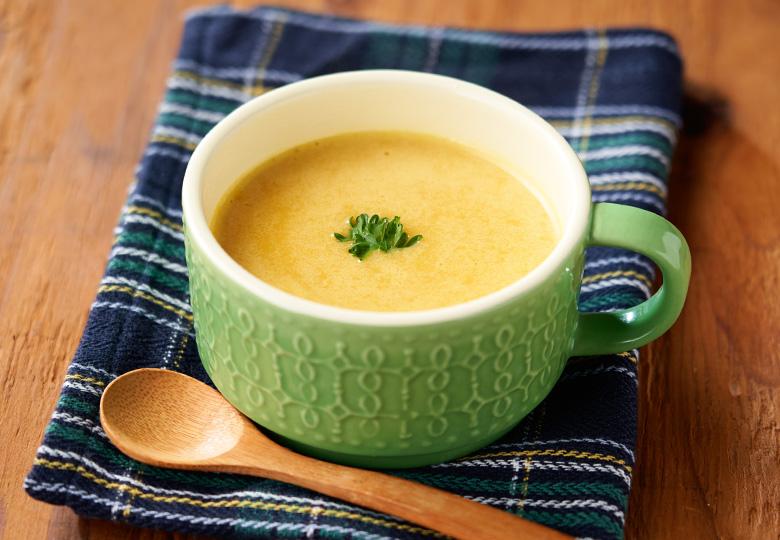 低糖質 かぼちゃスープとは