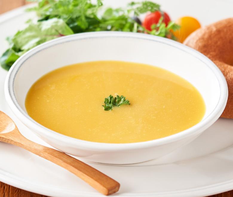 低糖質 かぼちゃスープ