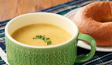 温めるだけ♪旨味たっぷりスープ