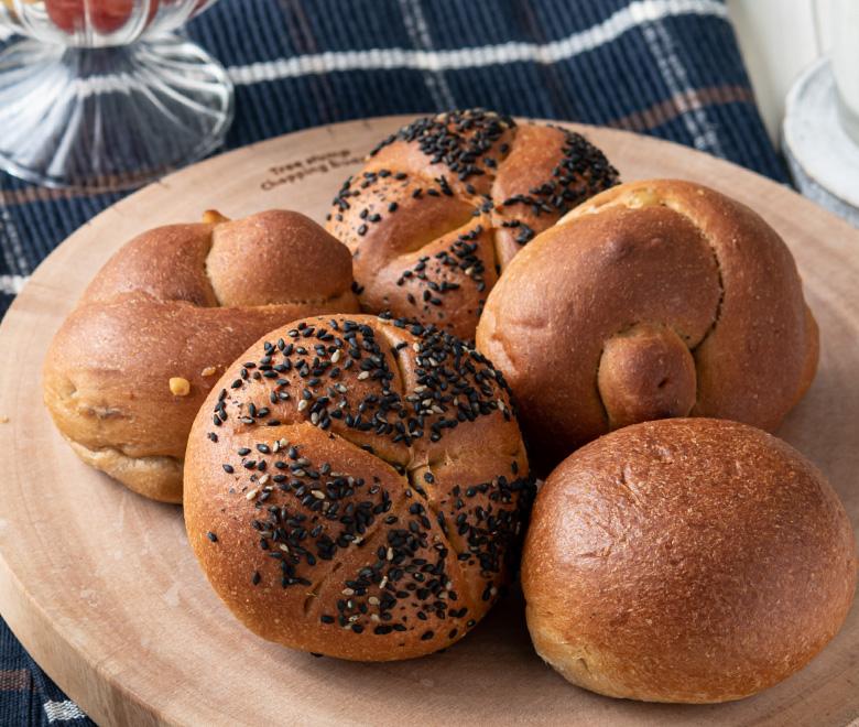 低糖質 乳酸菌入ブランパン 3種 32個お試しセット