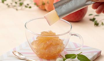 イヌリン&乳酸菌配合の「ピーチ」味